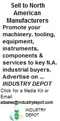 Ad to Sell to North American Manufacturers