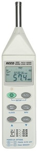 Reed C-322 Sound Level Meter and Datalogger