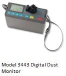 Model 3443 Digital Dust Monitor
