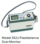 Model 3521 Piezobalance Dust Monitor