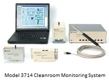 Kanomax Model 3714 Cleanroom Monitoring System
