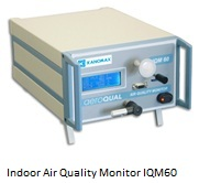 Indoor Air Quality Monitor IQM 60
