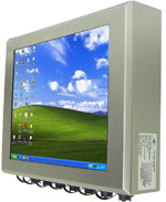 Enclosed All-in-One Computers with LCD Model VTPC190VS