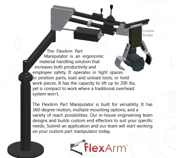 FlexArm Part Manipulators