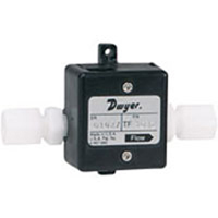 Dwyer Turbine Flow Sensors for Fluids and Air