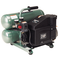 Hitachi 2 HP AIR COMPRESSOR�HIT EC12