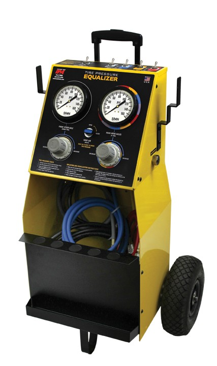 Tire Pressure Equalizers