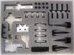 CMM Workholding Clamps