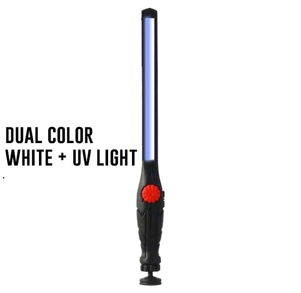 ZL-9880WU 15W LED WHITE WITH UV FUNCTION