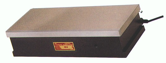 """Electromagnetic Fine Pole Lengthwise Chuck 6""""x12"""""""