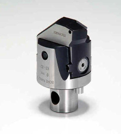 Techniks  Large Finishing head - 75° angle w/CNMG insert   A 300.75.3CT.402NW