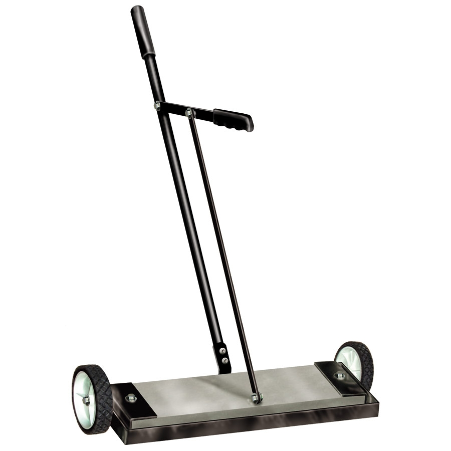 "Clean Sweep Magnetic Sweeper 24"" Self Cleaning  Part No. IS2400"