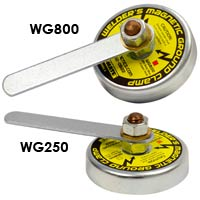 WG250 Magnetic Welding Ground 35 lbs. Part No. WG250
