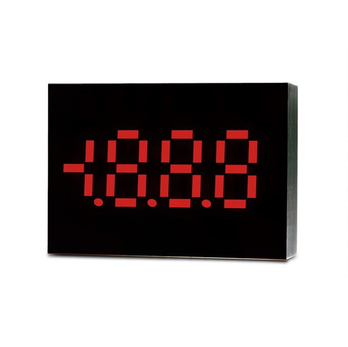 Lascar Electronics Ultra Compact LED Voltmeter, LED Display
