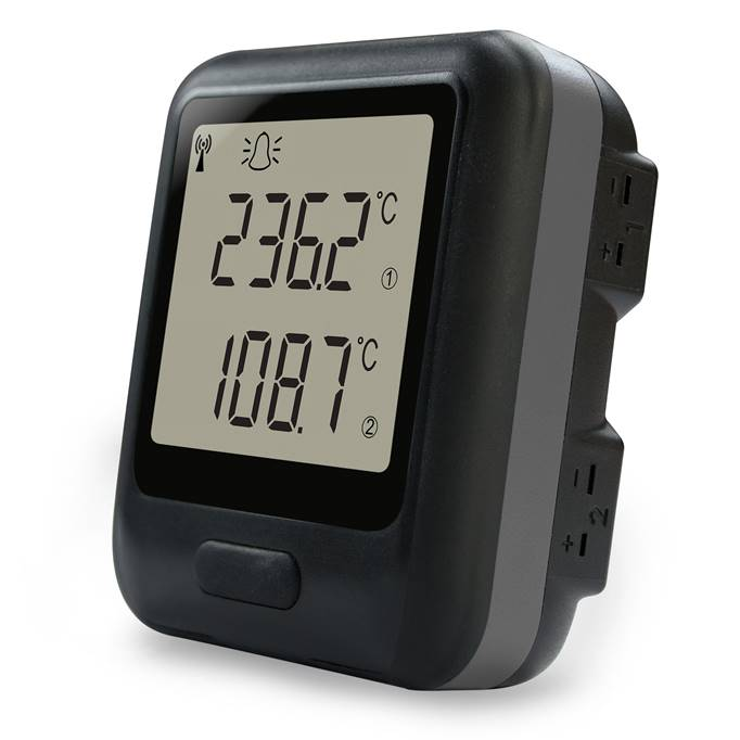 Lascar Electronics EasyLog Dual Channel High Accuracy Thermistor WiFi, Temperature Monitoring