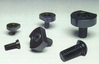 Machinable Fixture Clamps, 5/8-11 screw, 4 Clamps per pack