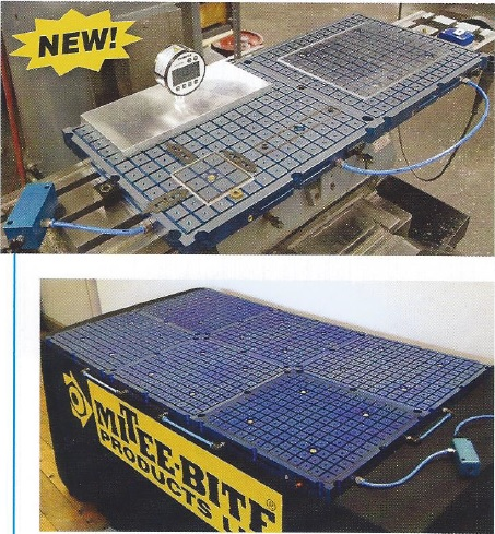 Multi-Power Vac Pallet with Generator