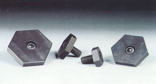 Series-9 Clamp, 13-18 Serrated