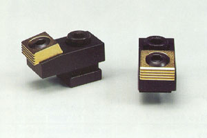 T-Slot Toe Clamp. 3/4 T-Slot Size, Uses Cam Screw 10372