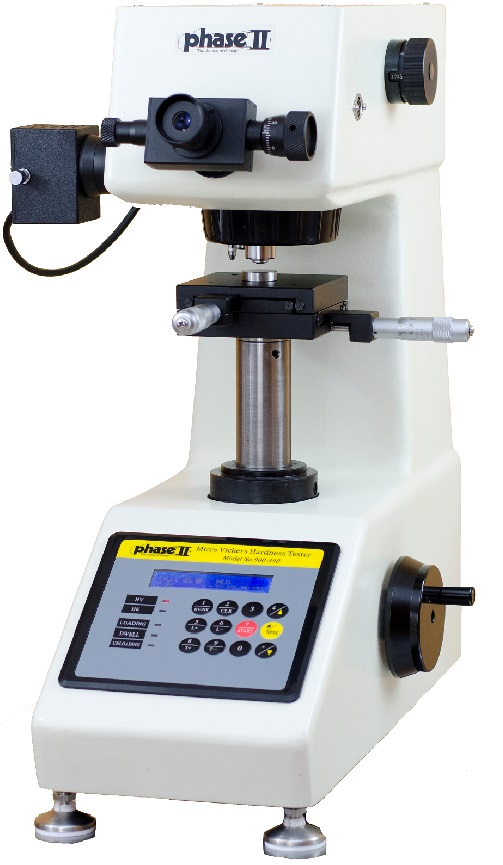 900-391D - Micro Vickers Hardness Tester with Turret & Auto Software