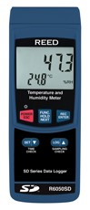 Data Logging Thermo-Hygrometer with Calibration Certificate