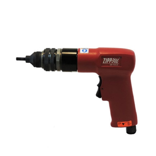 ZRN1600Q 3/8-16 MAX 1600 RPM QUICK CHANGE SPIN-SPIN TYPE RIVET NUT TOOL- 3 Tool Pack
