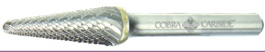 SL-4-8M Coarse Cut CRB. Burr 8