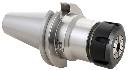 "Techniks CAT 50 x SLN 5/8""- 6"" Extended Length End Mill Holder 22939-6"