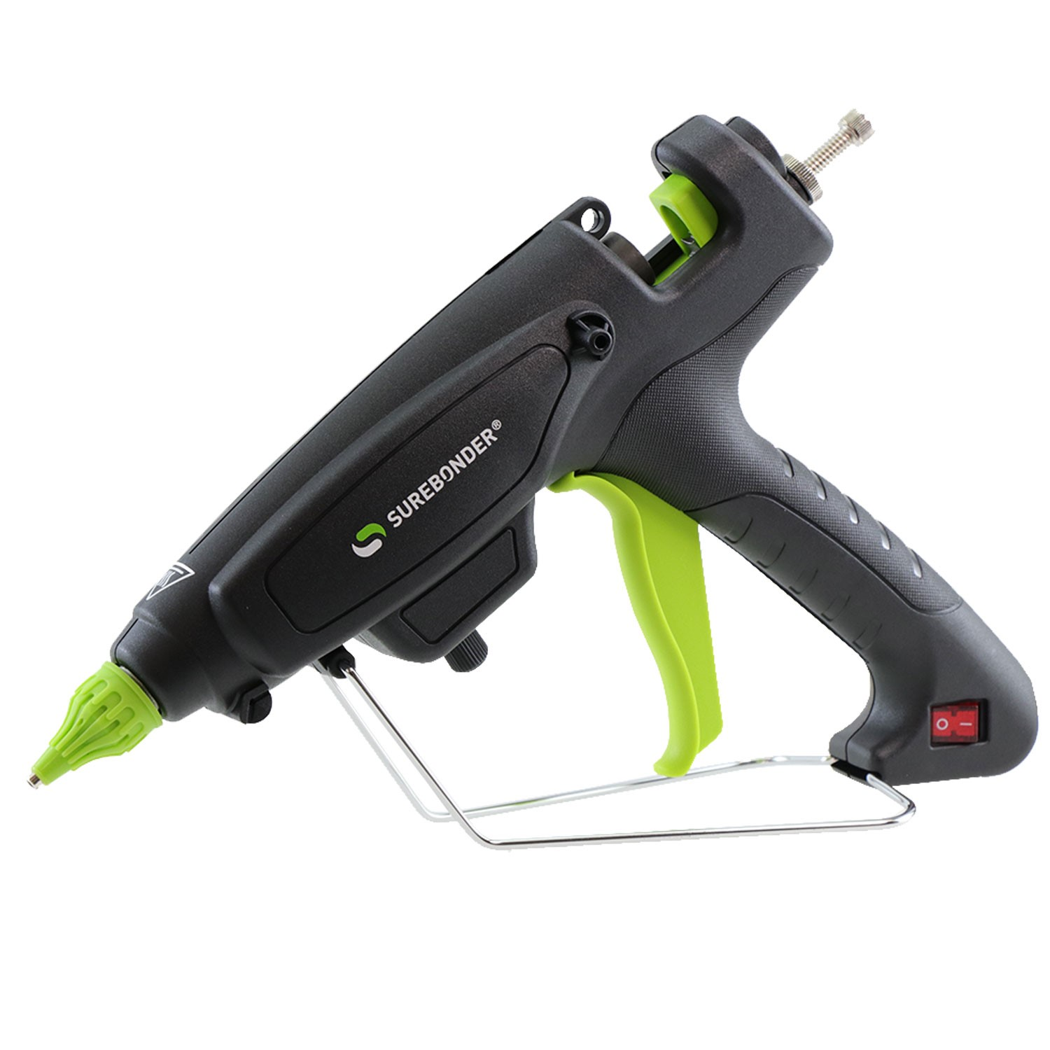 PRO2-220HT-3 Surebonder Professional Heavy Duty High Temperature  220 Watt 7/16 Glue Gun - 3 Tool Pack
