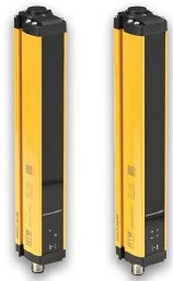 Safety Light Curtains 543mm Category 4 - Body Protection, 2 Beams