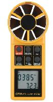 REED 8906-NIST with NIST Certification Vane Anemometer