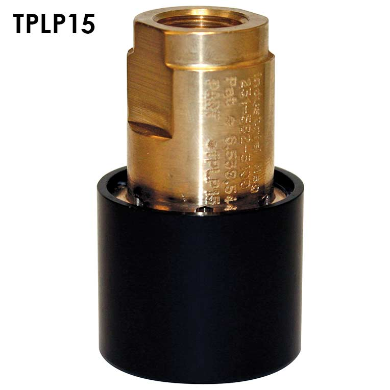 "Low Profile Transporter Magnet, Standard 1.5"" Part No. TPLP15"