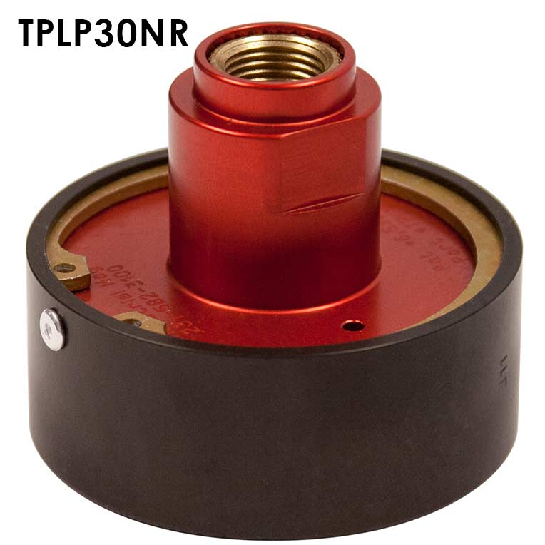 "Low Profile Transporter Magnet, Non-rotating, BSPP Fitting 3.0"" Part No. TPLP30NRBS"