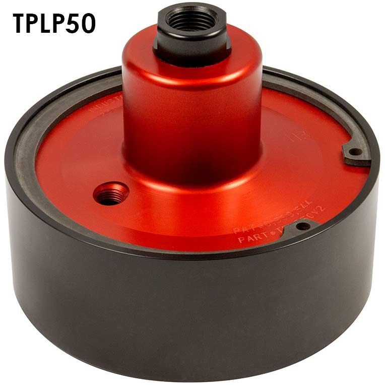 "Low Profile Transporter Magnet, Double Acting 5.0"" Part No. TPLP50DA"