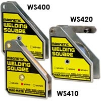 Covered Heavy Duty Welding Square 75 lbs. Part No. WS410