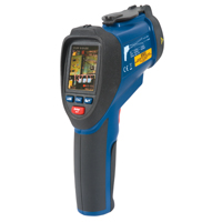 REED R2020 from REED infrared thermometer with datalogging capabilities.