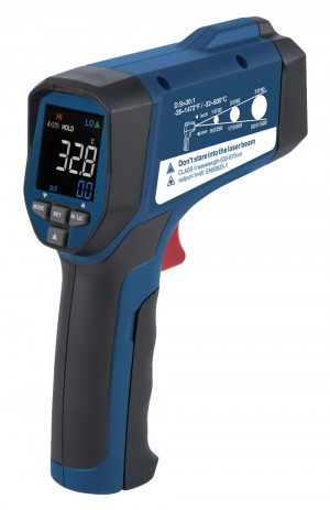 REED IR THERMOMETER, PROFESSIONAL, 30:1, -26/1472