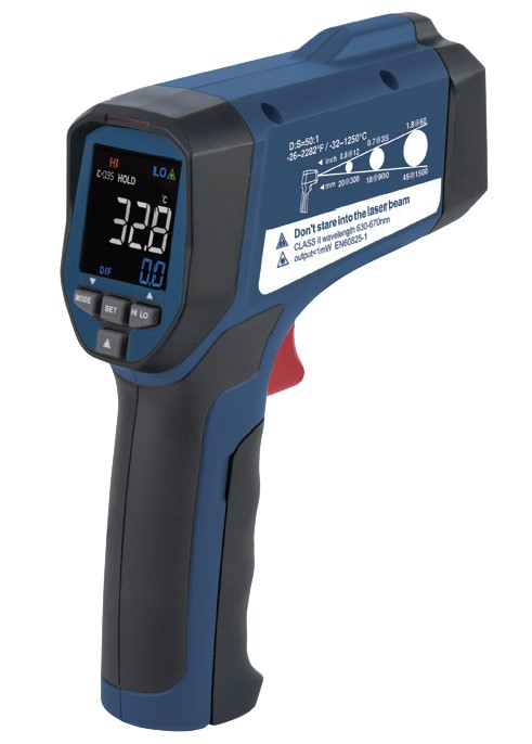 REED R2330-NIST Infrared Thermometer, 50:1, 2282