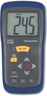 Reed SD-947 THERMOMETER, THERMOCOUPLE, 4-CHANNEL, DATA LOGGER