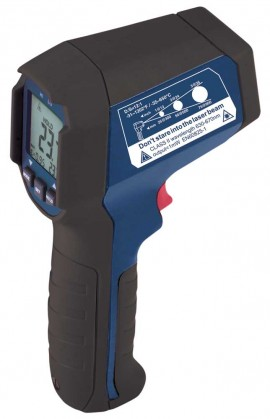 REED R2310-NIST Infrared Thermometer, 12:1, 1202