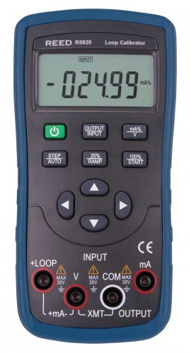 Reed R5820-NIST Loop Calibrator