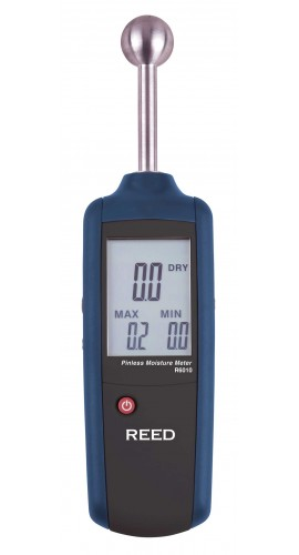 REED R6010 PINLESS MOISTURE DETECTOR