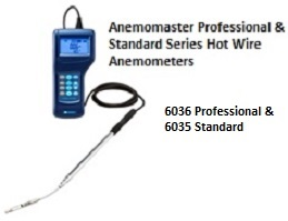 Anemomaster Professional + Analog out