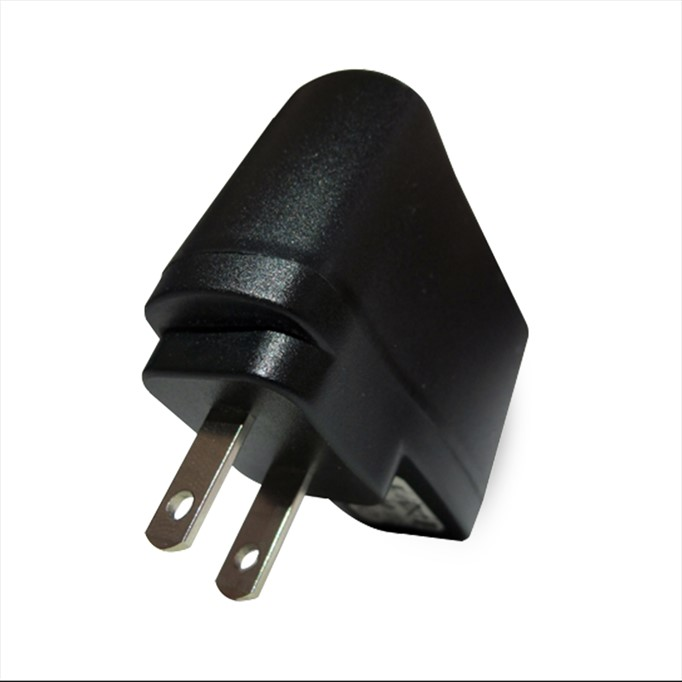 Lascar Electronics , This USB mains power adapter is designed to fit a standard US mains socket and provide a stable 5V d.c.