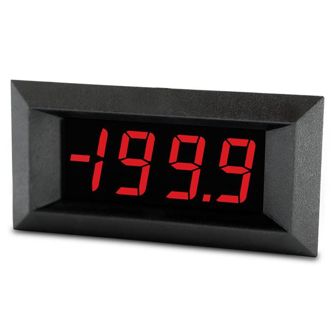Lascar Electronics 200mV LED Voltmeter, LED Display