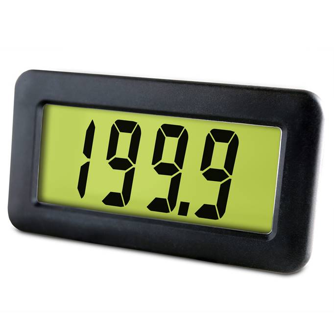 Lascar Electronics 4-20mA Loop Powered LCD Meter with LED Backlighting, LCD Display