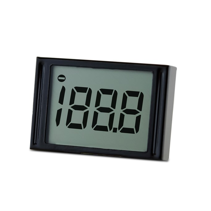 Lascar Electronics Ultra Compact LCD Voltmeter, LCD Display
