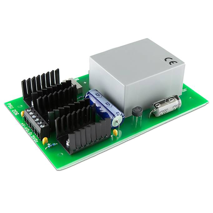 Lascar Electronics Linear 5V / 1A, 5 to 15V / 250mA and -5 to -15V / -250mA Regulated Power Supply with 115 / 240V a.c. Input, Power Supply