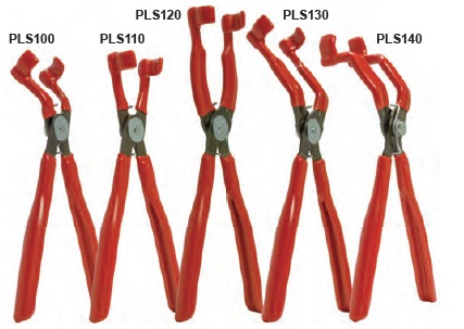 Push Pin Pliers - 3 Piece Set. Part No. PLP100S