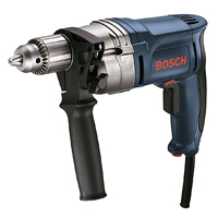 Bosch 1/2 in. Drill (0-850 RPM) 8 AMPS - KEYED CHUCK